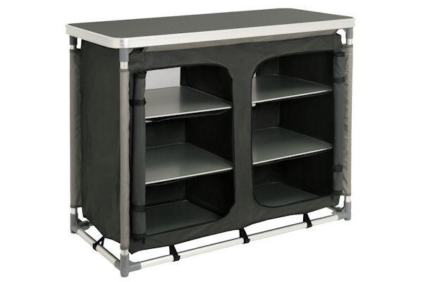 CampFeuer Campingschrank, Campingküche mit Aluminiumgestell
