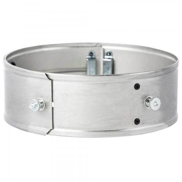 BBQ-Toro Power Ring für Raketenofen, Edelstahl, verstellbar